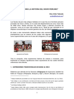 APUNTES PARA LA HISTORIA DEL SIKURI PERUANO