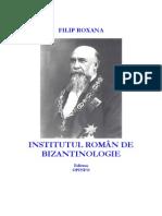 Institutul Roman de Bizantinologie