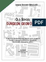CDD#3 - Dungeon Geomorphs