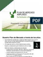 Mejoras 2009 en el plan de marketing Herbalife