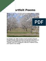 Heartfelt Poems