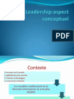 Cours Leadership