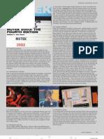 Digital Detritus and Analogue Aspirations At Mutek 2003
