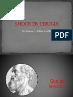 3.Shock en Cirugia