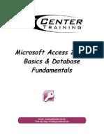 Access2007Basics Handout