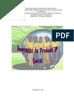 empresas sociales