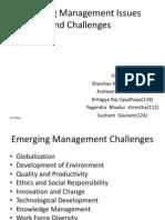 emergingmanagementissuesandchallenges-120108084957-phpapp01