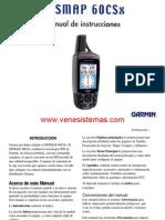 Manual Garmin GPSmap 60CSx