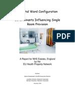 EUHPN Hospital Ward Configuration