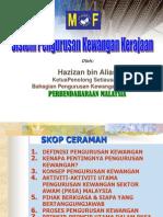 Sistem Pengurusan Kewangan Persekutuan (1)