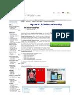 christian-university