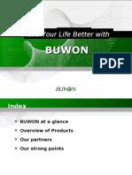 Profile Buwon English