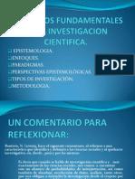 Conceptos Fundamentales Investigacion II