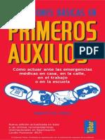 Actuaciones básicas en primeros auxilios (3a. ed.)