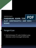 Pandangan Agama Terhadap alat Kontrasepsi dan Seks Bebas.pptx