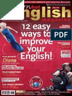 Hot English Magazine Number 138