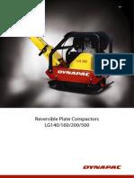 Reversible Plate Compactor Catalouge