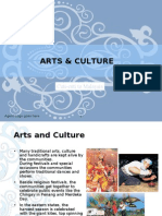 Malaysia Arts and Cultures