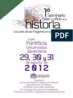 1° Seminario Taller y oficio de la Historia def