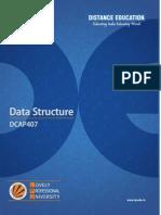Dcap407 Data Structure
