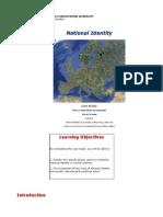 National Identity Case Study_ How is National Identity Symbolized