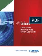 LNL Hardware Demo Guide