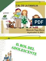 Conferencia Ciclo Vital de La Familia y El Rol Del Adolescente