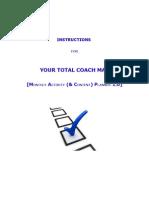 TC MAP Instructions