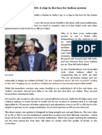 Nadella as Microsoft CEO - A Slap in the Face for Indian System
