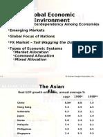 Global Economic Environment