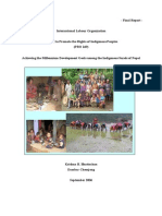 MDGs and Surrels of Nepal