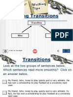 93345634 Power Point Now Think Linkwords Transitions