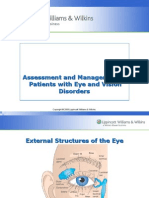 Patients With Vision and Eye Disorders