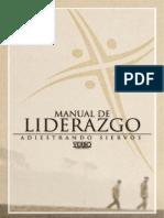 Manual de Liderazgo - Adiestramiento de Siervos