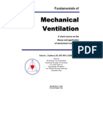 Fundamentals of Mechanical Ventilation