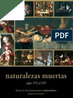 Naturalezas Muertas s.xvi-XIX