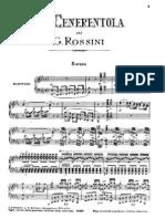 La Cenerentola Rossini Mac