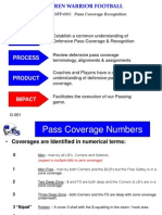 OFF-004 Pass Coverage Recognition