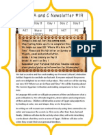 newsletter 19 g1a and g1c
