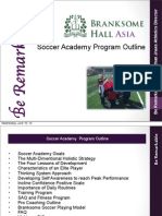 branksome soccer academy program outline