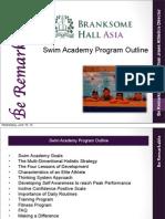 branksome swim academy program outline