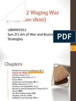 Lecture 3 Waging War. May 2013 (1)