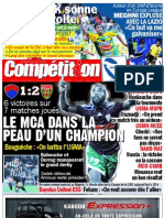 Edition du 03 octobre 2009