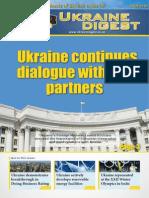 Ukraine Digest. Issue 3 (30). February 7, 2014
