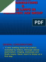 Neck Lumps 1 Comp