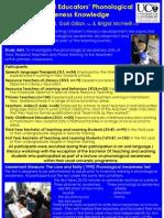 Lit Symposium 2009 poster