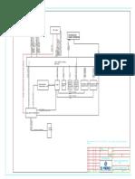 Azimuth Rudder System Diagram(Port) Mv 0075 10 Pusher Vessel