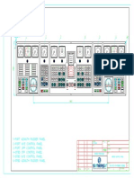 Bridge Control Panel Mv 0073 10 Pusher Vessel
