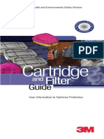 3M Cartridge and Filter Guide