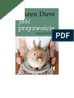 § Duve Karen - Jeść przyzwoicie. Autoeksperyment.pdf